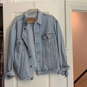 Vintage Levi's Denim Jacket Size L